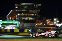 24 Hours of Le Mans - Hour 11 Result