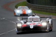Alonso: #7 Toyota hard to match on pure pace