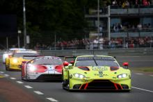 Le Mans 24 Jam - Hasil Jam 8