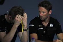 Haas: 'Close call' picking Grosjean over Hulkenberg