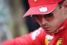"""Leclerc had """"no thoughts"""" about quitting after Bianchi's crash"""