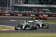Bahrain 2014 influenced Mercedes' British GP strategic variance