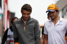 Seidl 'couldn't wish for any better two drivers' at McLaren