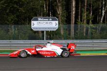 Formula 3 Belgium - Qualifying Results