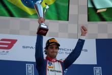 Piquet, Deletraz form Charouz Racing F2 line-up