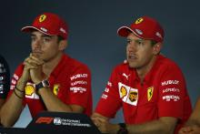 Ferrari: Q3 incident won't impact Vettel-Leclerc relationship