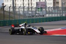 Formula 2 Russia - Feature Race Results