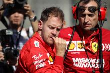 Vettel escapes jump start penalty with 'acceptable tolerance'