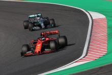 Vettel 'played Ferrari's advantage' in Hamilton duel