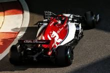 F1 Abu Dhabi Post-Season Test - Day 1 Results