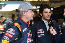 Sainz Jr. realises family fears after father's Dakar triumph