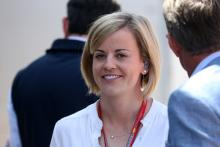 Wolff: Scrapping F1 grid girls 'a step in the right direction'