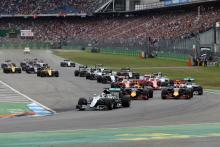 When is the Formula 1 German Grand Prix and how can I watch it