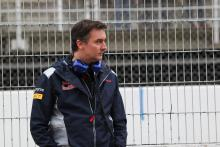 McLaren confirms James Key's Toro Rosso switch