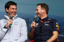 Wolff: Red Bull Honda can win F1 titles