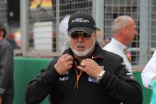 Mallya steps down as Force India F1 director