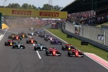 When is the Formula 1 Hungarian Grand Prix and how can I watch it