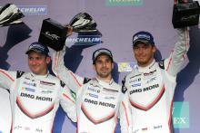 Rebellion partners Lotterer, Jani, Senna in #1 car