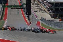 When is the F1 United States Grand Prix and how can I watch it?