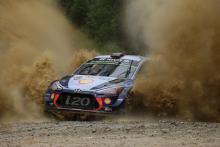 Rally Australia - Results