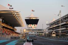 Lewis Hamilton, Abu Dhabi GP,