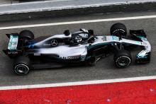 Mercedes finds 0.25s gain in F1 sidepod development
