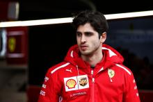 Giovinazzi relishing Le Mans debut, first race in 14 months