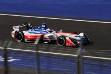 Rosenqvist grabs Formula E pole position in Mexico
