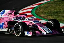 Perez: Grasping F1 2018 tyres could provide early advantage