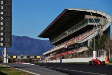 Circuit de Catalunya confirms F1 pre-season testing date changes