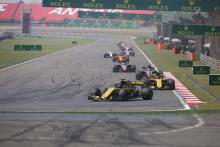 Hulkenberg: Renault on top of midfield