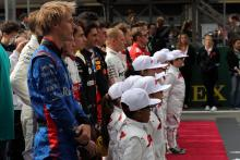 F1 Driver Ratings - The season so far...
