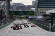 Azerbaijan announces F1 contract extension