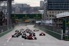 Miami won't replace Baku on F1 calendar in 2019