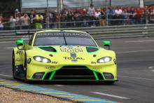 Aston Martin trims WEC line-up for '18 races
