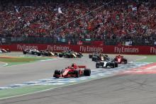 When is the F1 German GP and how can I watch it?