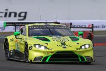 Lynn surprised by Aston Martin WEC progress with new car