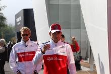 Sauber: Ericsson an important reference for Leclerc
