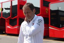 Aldo Costa, Mercedes, F1,