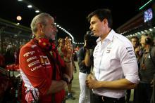 F1 Gossip: Mercedes mentality key edge over Ferrari - Wolff