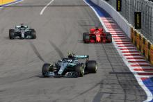 F1 Driver Ratings - Russian Grand Prix