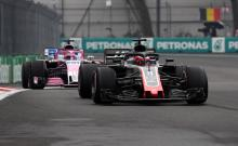 Haas F1 lodges protest against Force India