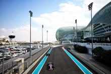 Abu Dhabi F1 Testing - Day 1 Results (FINAL)