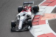Raikkonen expected bigger difference between Ferrari and Sauber