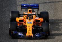 Sainz: McLaren should 'fear everyone' in 2019