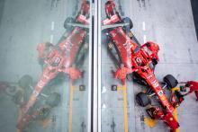 Leclerc: 'Emotional' Ferrari test in Abu Dhabi felt different