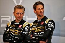 Magnussen expects Haas to remain on 'positive rise' in 2019