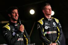 Renault: Ricciardo-Hulkenberg strongest line-up on 2019 F1 grid