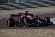 Raikkonen debuts 2019 Alfa Romeo F1 car