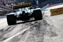 Barcelona F1 Test 1 Times - Tuesday 4pm